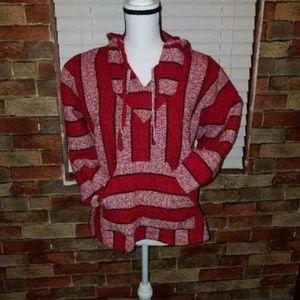 Unisex Pullover Artisan-Made Baja Sweater